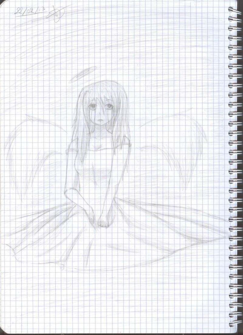 Des dessins... Des dessins PARTOUT <>.<> Pleure10