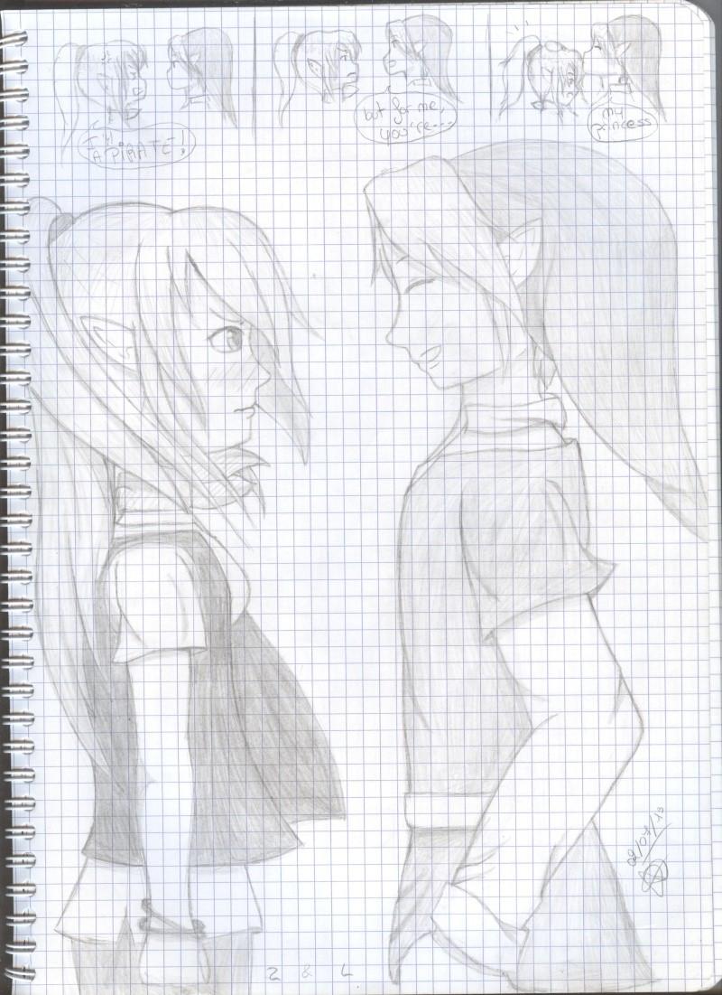 Des dessins... Des dessins PARTOUT <>.<> Zelda_10
