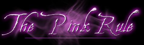 pink rule