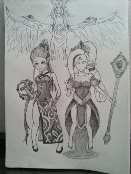 Notice me senpai! :3 SW artworks by otep - Page 3 20140759