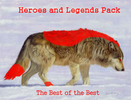 Heroes and Legends Pack