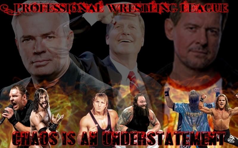 The Pro Wrestling League - PWL