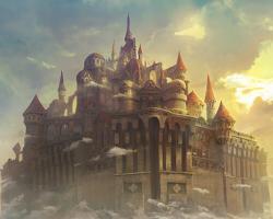 Замок ''Трэя'' Dn11