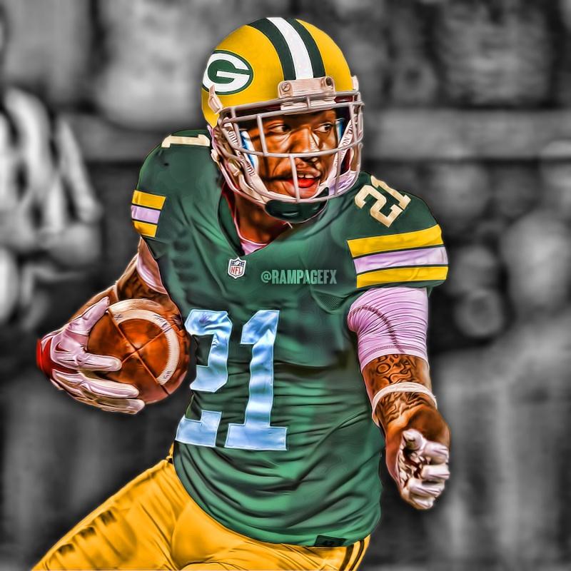 Haha Clinton-Dix Swap to the Packers Haha_c16