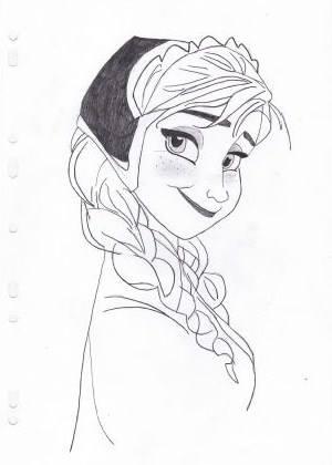 Petit coup de crayon  Anna11