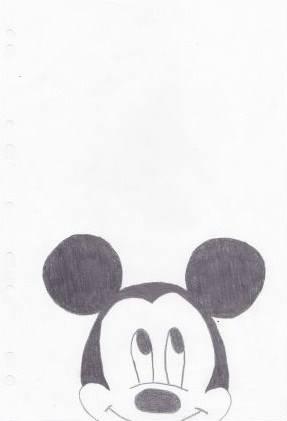 Petit coup de crayon  Mickey10