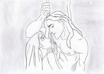 Petit coup de crayon  Tarzan10