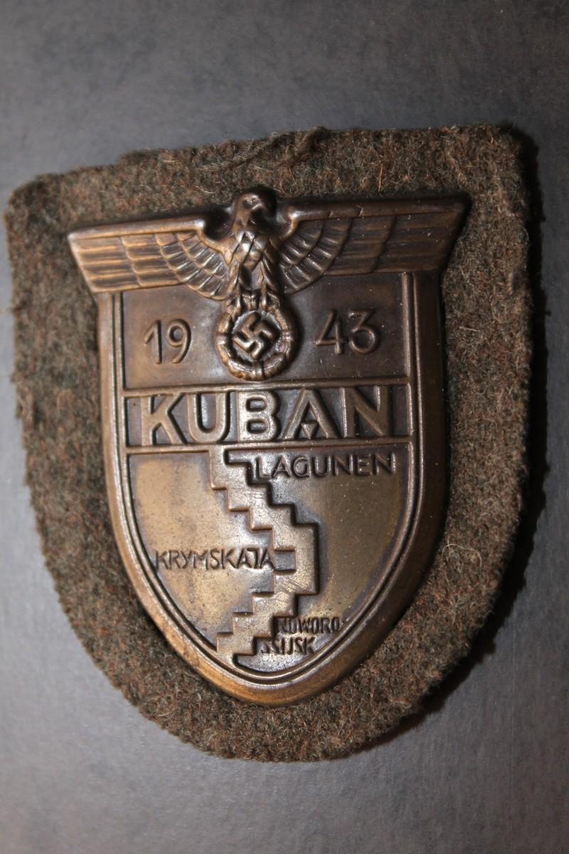 Plaque KUBAN Kouban10