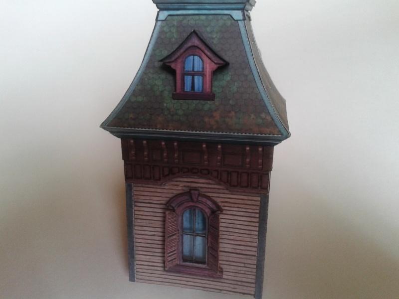 (maquette papier ) Phantom manor  FINI! 20140745