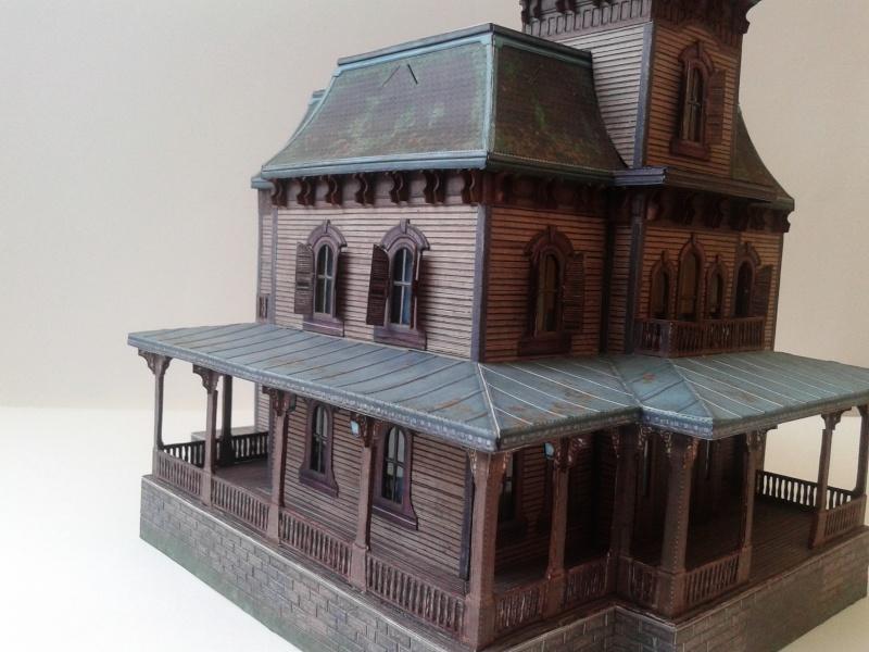 (maquette papier ) Phantom manor  FINI! 20140747