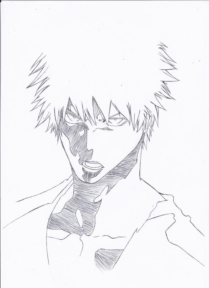 Petite galerie de dessins Ichigo10
