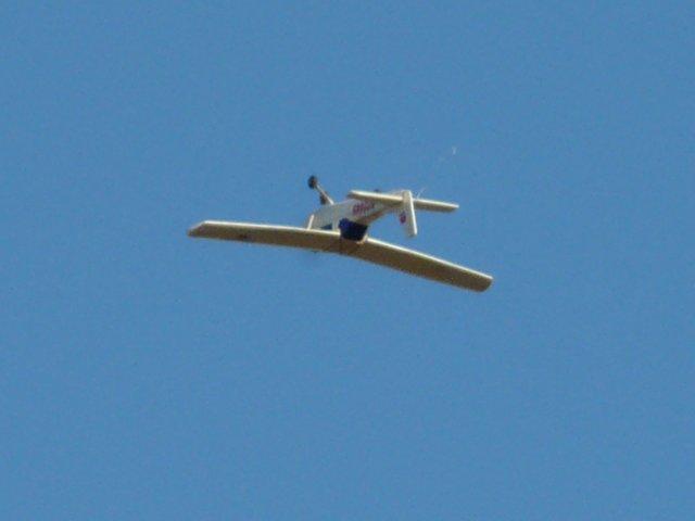Magnum GP .15 RC Cessna11