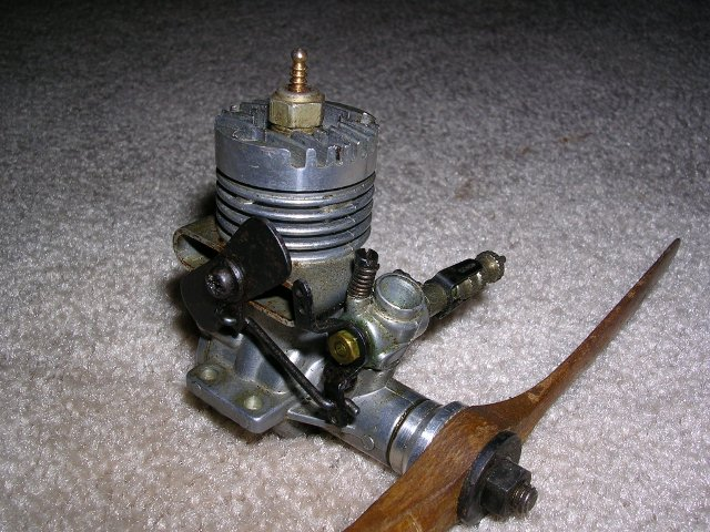 Is this 1959 OS Engine worth $5.5k? Os_max13