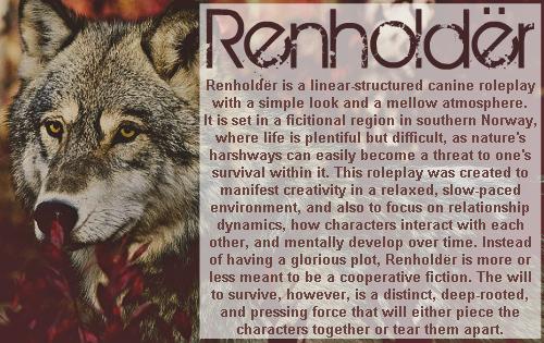 Renholdër - Wolf Roleplay Banner17