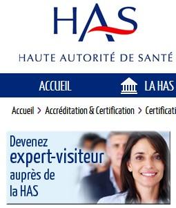 rapport de certification de la Haute Autorité de Santé pour la clinique Bon Repos d'Ecully