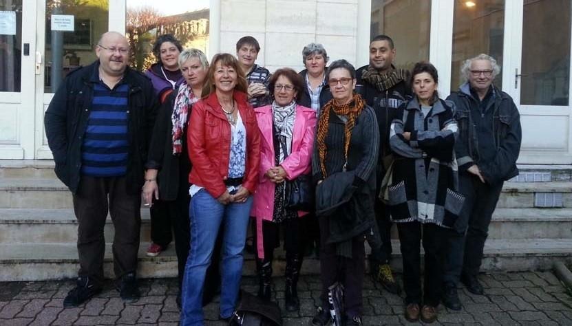 Comité de soutien à Sylvie Garcia - Neptune