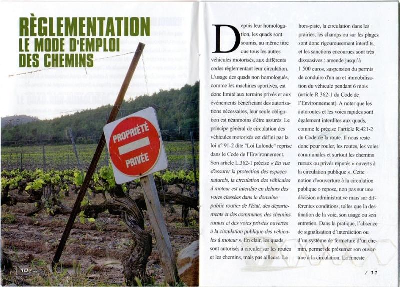 chemins et réglementation Chemin10