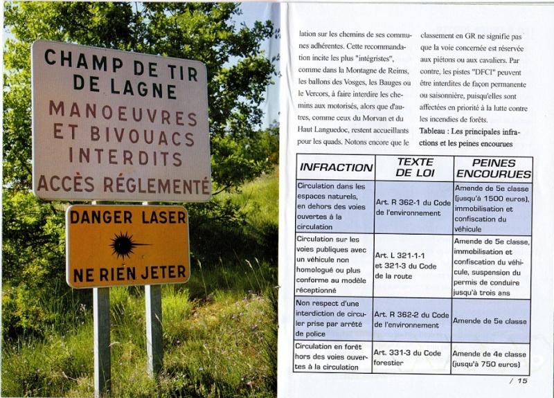 chemins et réglementation Chemin12
