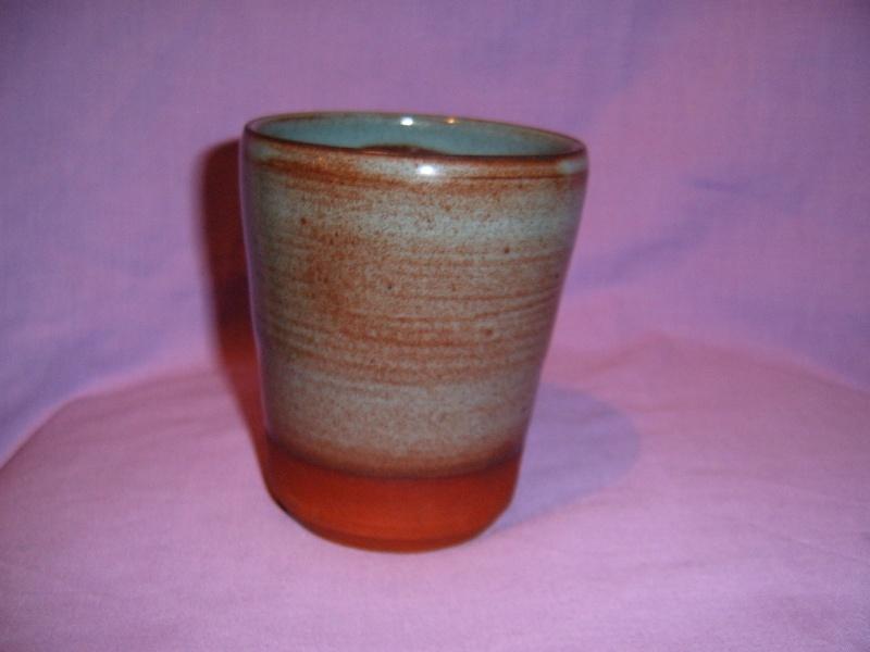 Help please ID this earthenware pot PR or RP  Pr_vas10