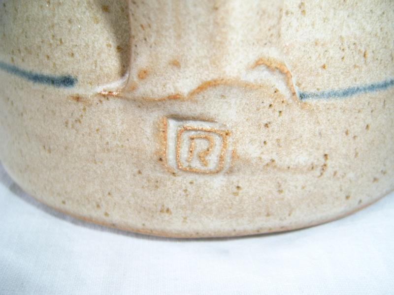 ID Help Please Makers Mark R on Jug R_pott14