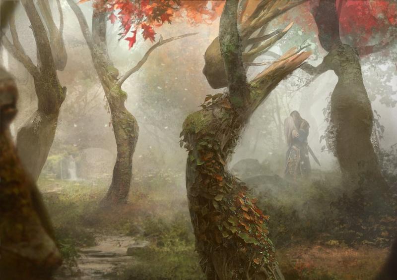 Peuple de la Forêt (Centaure et Faune) Mb_dry10