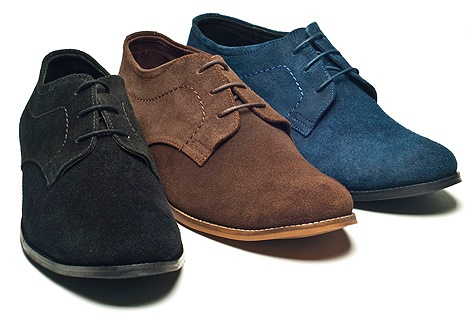 Beautiful Marcus Suede Derby Formal & Casual Shoes @ Rs 999 13403610