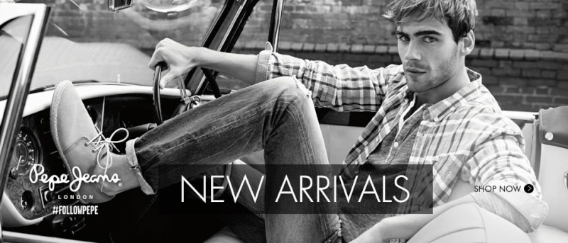 Extra 38% OFF On Pepe Jeans Clothing & Accessories | Starting @ Rs.359 13922710