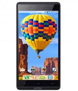 Intex Aqua i5HD MultiSim Android Smart Phone Black @ Rs.9388 519-2510