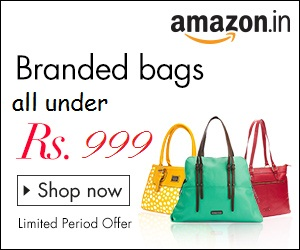 Exclusive Offer For Branded Handbags and Wallets All Under Rs.999 825110