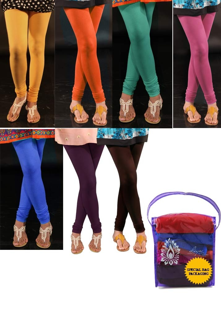 Best Diya By Geetanjali Stretchable Cotton Leggings @ Rs 1899 Exclus10