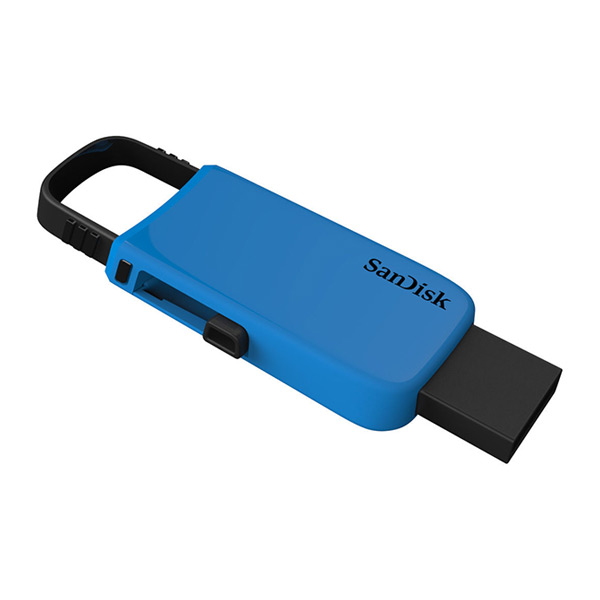 Sandisk Cruzer U – 8 GB 8 GB Utility Blue Colored Pendrive @ Rs 275 Fussan10