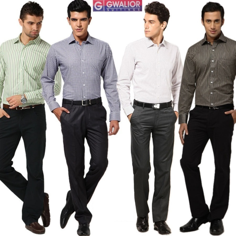 Shop For Gwalior Multi-Color Formal Wear-Pack Of 8 @ Rs 729 Packof10