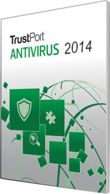 Trustport Antivirus 2014 With Two Scanning Engines 1 PC 1 Year @ Rs.199 Trustp10
