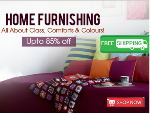 Exclusive Offer: Get Upto 85% OFF on Home Furnishing Products Untitl14