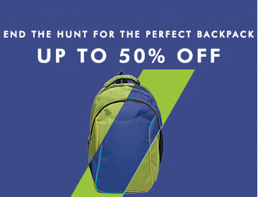 Grab Upto 50% OFF On Branded Unisex Casual Backpack Online Untitl28