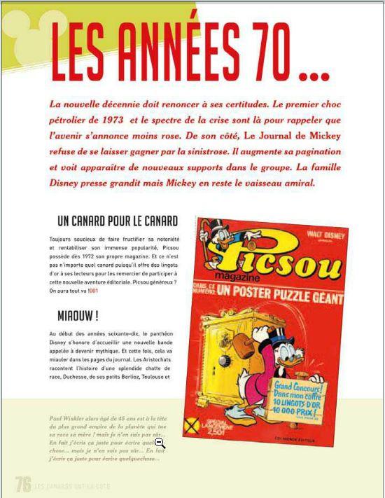 [Bandes Dessinées] Le Vintage (2014) La Grande Histoire du Journal de Mickey le 22 octobre 2014 Jdm210