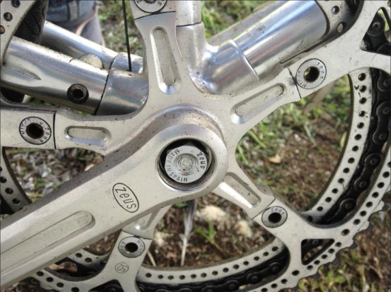 Gitane/Alan Aluminium Full Zeus Captur46
