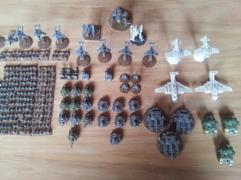 [vente d'armée] garde imperial / death korp 20140710