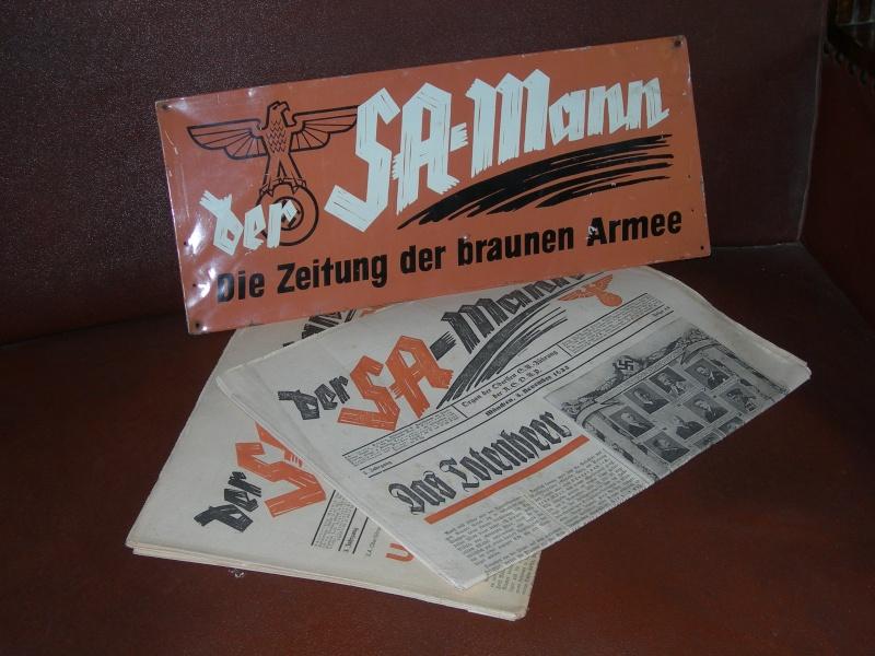 Journaux Der SA Mann 00218
