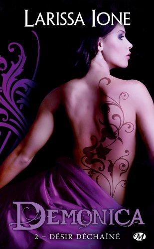 Demonica (5 Tomes) - Larissa Ione Demoni10