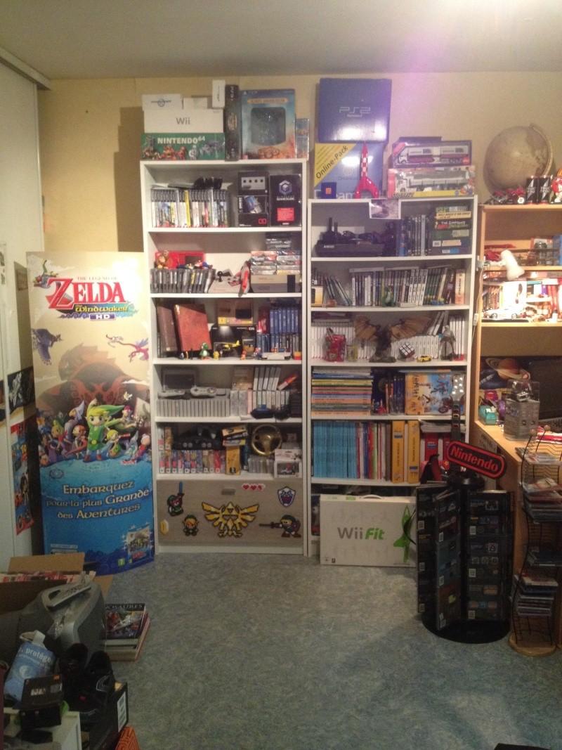 (MAJ de fin d'année) Collection d'Alex - présentation gameroom Img_4322