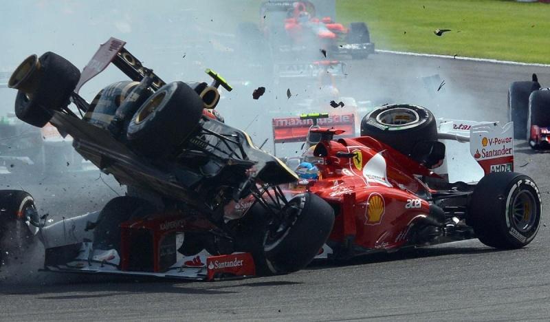 GP Belgica Assetto F1 Spain Grosje10