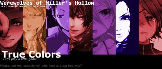 [Fanfiction] True Colors///The Werewolves of Miller's Hollow 00c5e311
