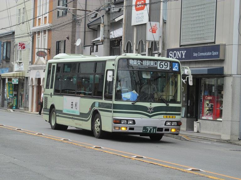 京都200か・711 20140120