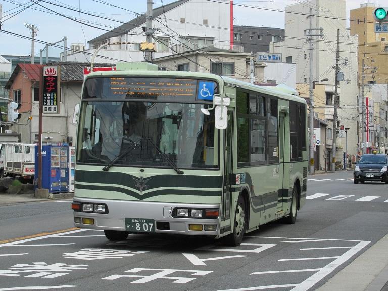 京都200か・807 20140122