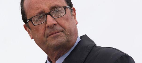 Hollande chute à 13% French10