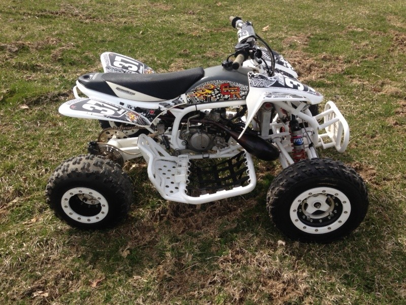 Cobra 70 Mod Shifter National Youth Race Atv