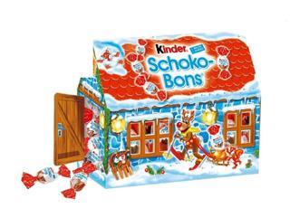 Le père Noël ammène sa hotte remplie de cadeaux pour tous les enfants sages! Schoko10