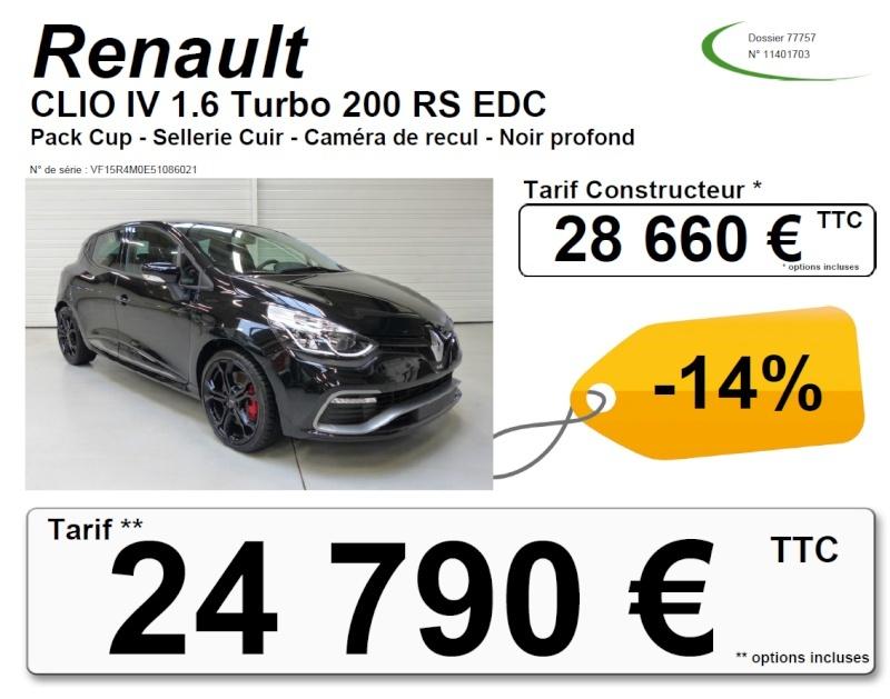 Mandataire automobile ByLink - Renault Clio 4 Clio4r11