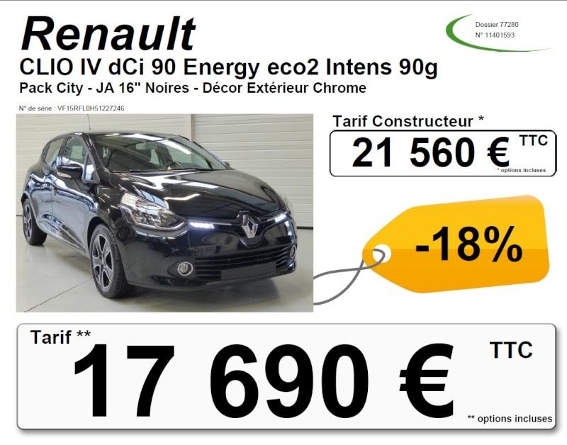 Mandataire automobile ByLink - Renault Clio 4 Clio_410